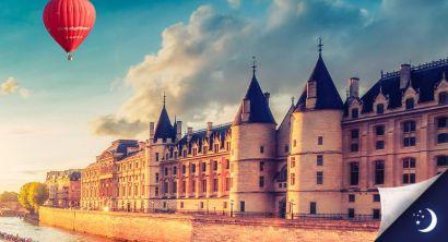 Vol en Touraine avec 1 nuit en chambre d'hôtes