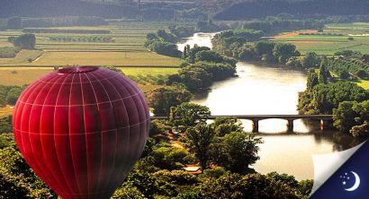 Vol en Dordogne avec 1 nuit en chambre d'hôtes