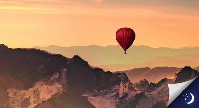Vol Mont-Blanc coté Italie avec 1 nuit en chambre d'hôtes