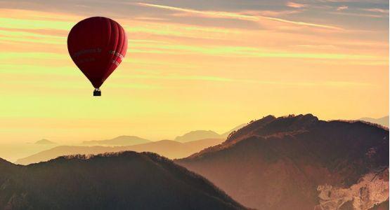 Vol privatisé Mont-Blanc coté Italie lundi au jeudi
