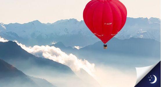 Vol privatisé Mont-Blanc coté Italie avec 1 nuit en hôtel 2* en 1/2 pension