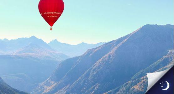 Vol privatisé Mont-Blanc coté Italie avec 1 nuit en hôtel 3* en 1/2 pension