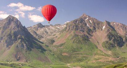 Billet Pyrénées