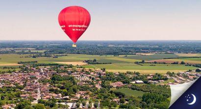 Vol en Vendée avec 1 nuit en hôtel 3* en 1/2 pension