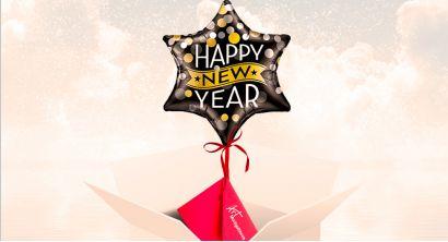 Livraison ballon Happy New Year