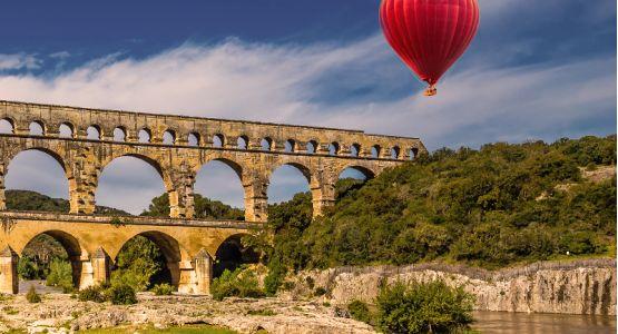 Ticket Pont du Gard