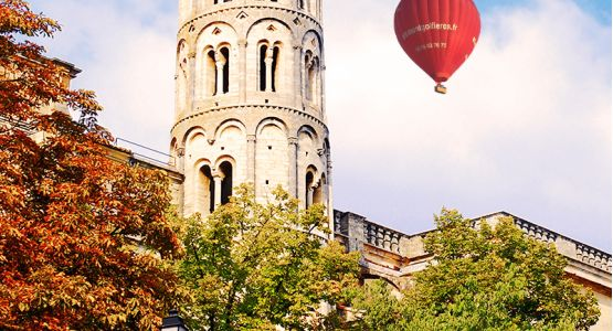 Private flight in Uzès from monday to friday