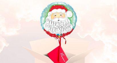 Livraison ballon Merry Christmas