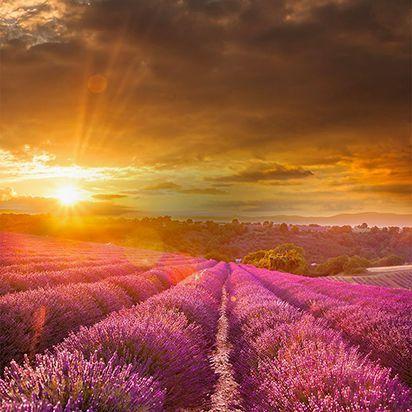 Provence vue du ciel