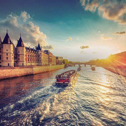 L'Île de France vue du ciel