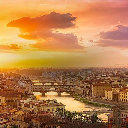 L'Italie vue du ciel
